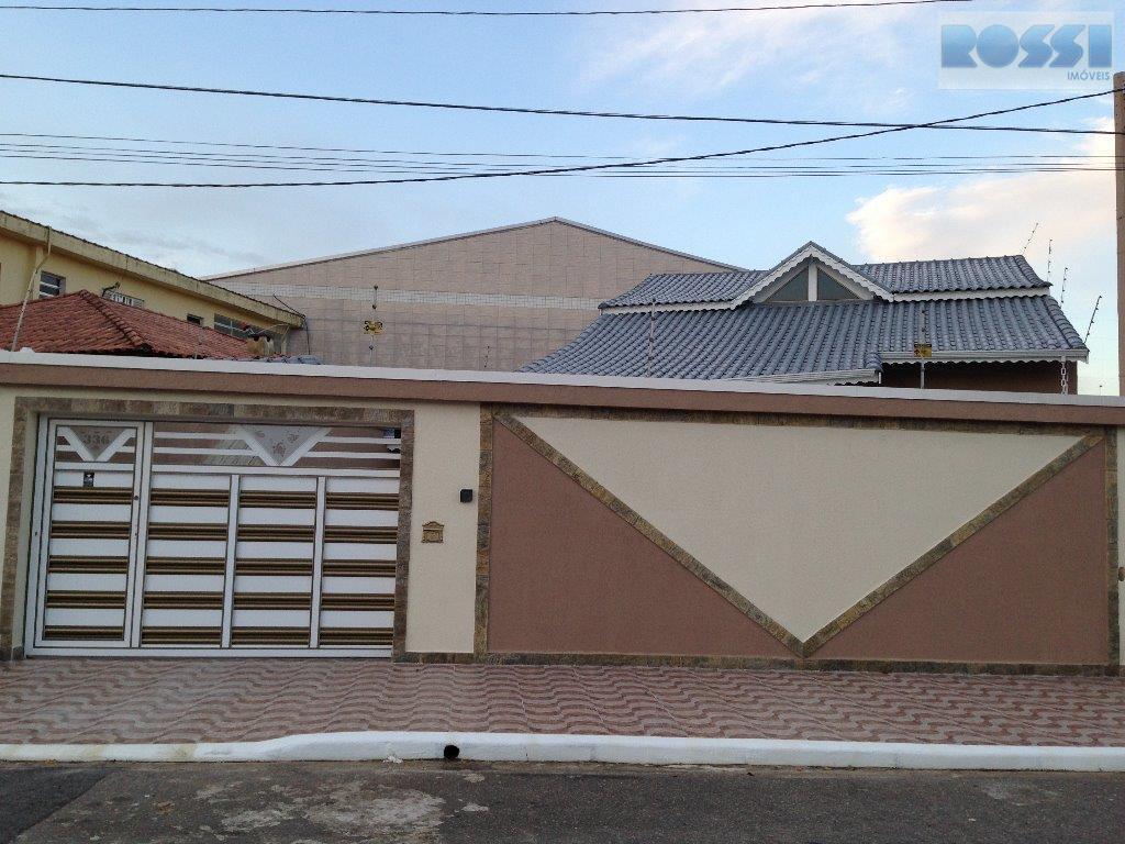 Casa de 4 dormitórios à venda em Balneário Flórida, Praia Grande - SP