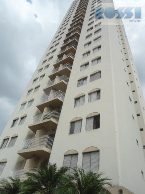 Apartamento residencial à venda, Mooca, São Paulo - AP2095.