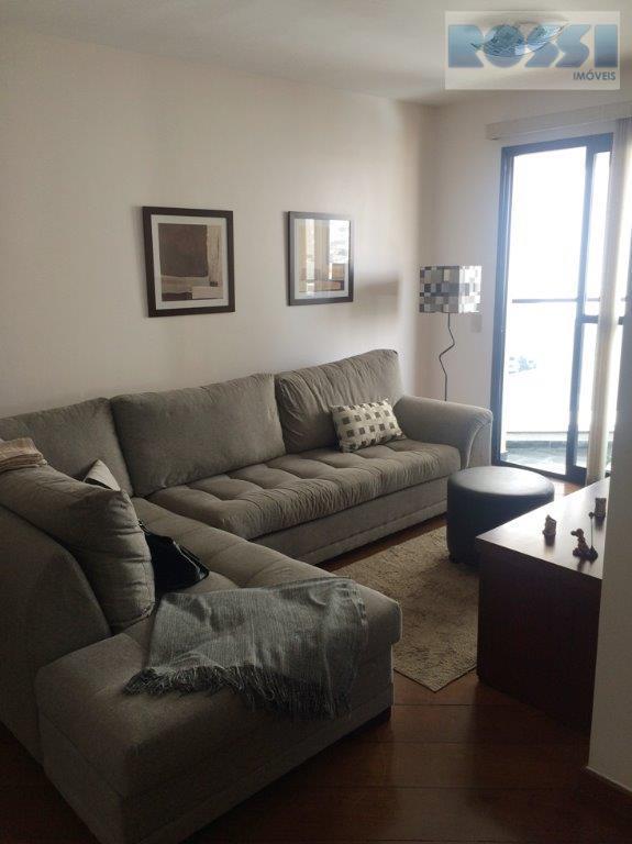 Apartamento de 3 dormitórios à venda em Vila Bertioga, São Paulo - SP