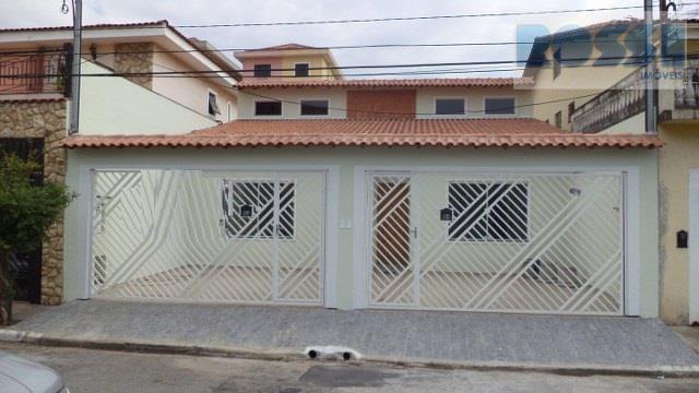 Casa de 3 dormitórios em Vila Zelina, São Paulo - SP