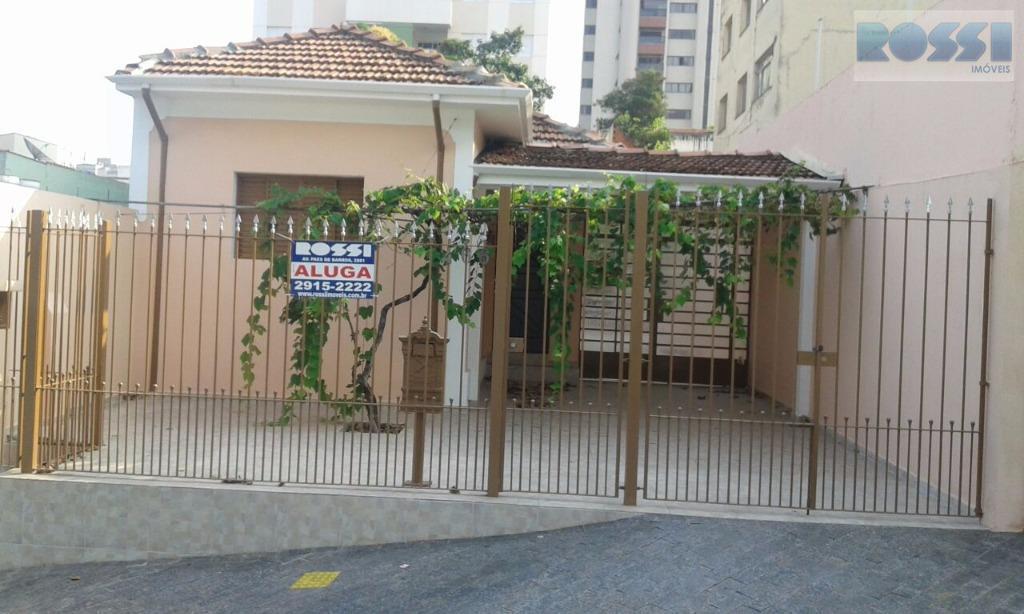 Casa residencial para locação, Vila Prudente, São Paulo.