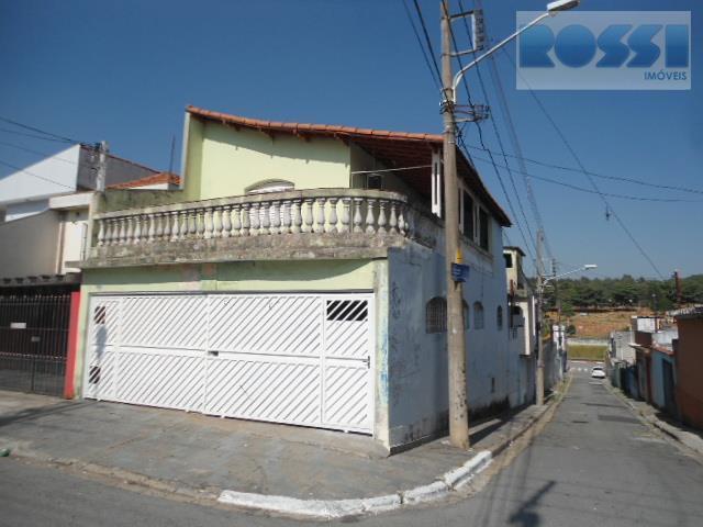 Sobrado de 6 dormitórios à venda em Jardim Independência, São Paulo - SP