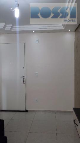 Apartamento de 2 dormitórios à venda em Vila Industrial, São Paulo - SP