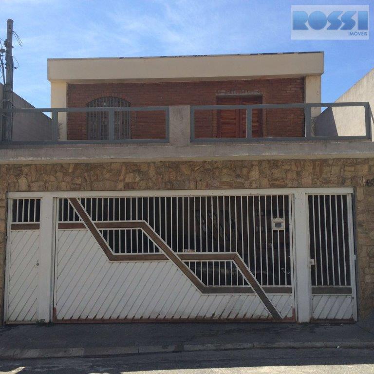 Sobrado de 4 dormitórios à venda em Vila Regente Feijó, São Paulo - SP