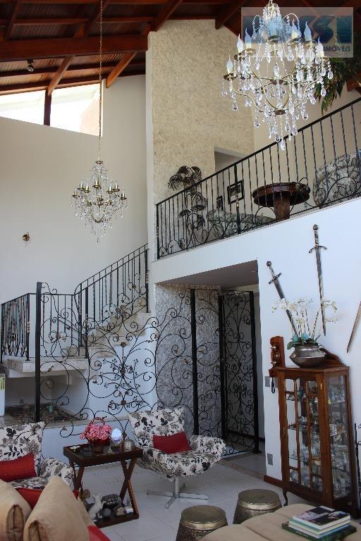 Sobrado de 4 dormitórios à venda em Esplanada Do Carmo, Jarinu - SP