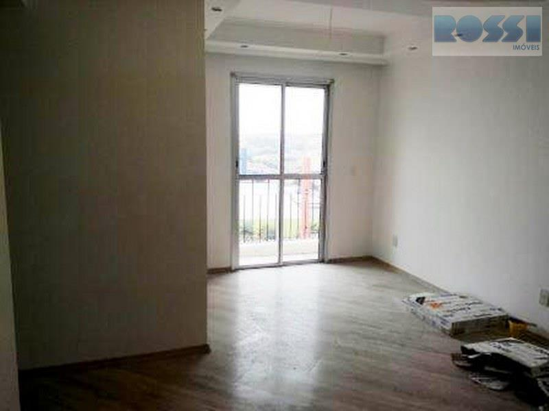 Apartamento de 3 dormitórios em Vila Antonieta, São Paulo - SP