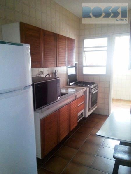 Apartamento de 3 dormitórios em Guaruja -Cidade Atlântica, Praia Da Enseada, Guarujá - SP