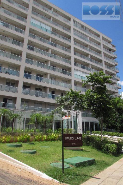 Flat residencial para venda e locação, Mooca, São Paulo.