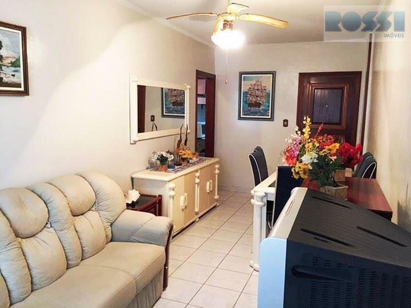 Apartamento de 1 dormitório à venda em Campo Da Aviação, Praia Grande - SP
