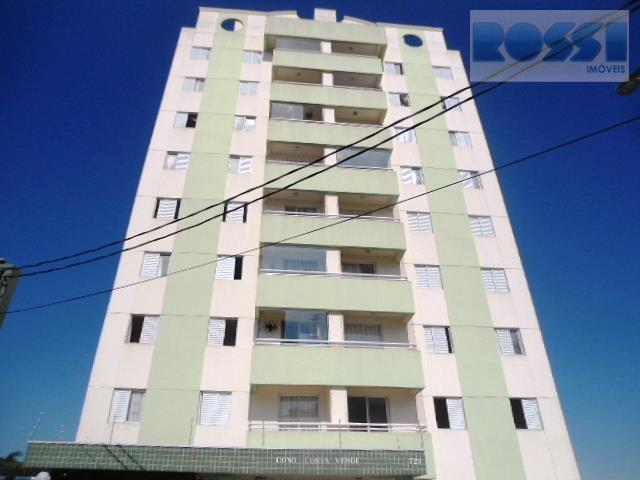 Apartamento residencial para locação, Vila Margarida, São Paulo.
