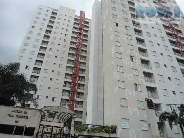 Apartamento residencial para locação, Vila Prudente, São Paulo - AP2434.