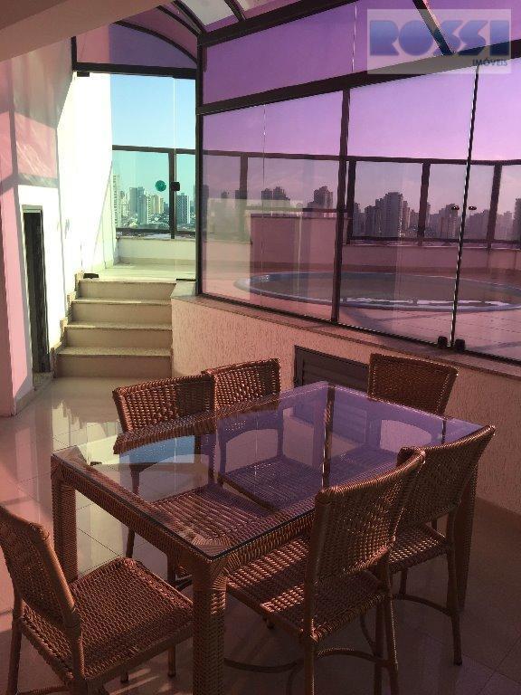 Apartamento Duplex residencial à venda, Água Rasa, São Paulo.
