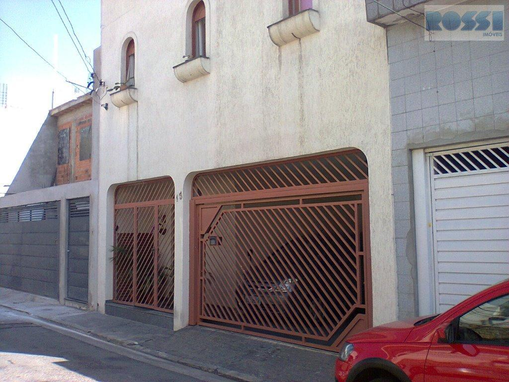 Sobrado de 5 dormitórios à venda em Mooca, São Paulo - SP