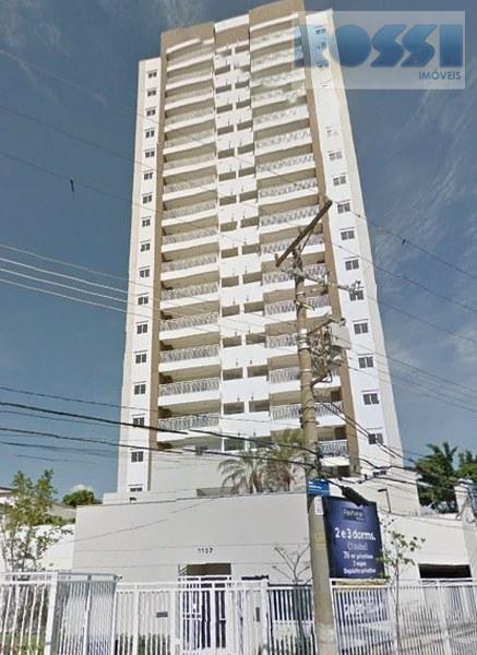 Apartamento residencial à venda, Mooca, São Paulo - AP2610.