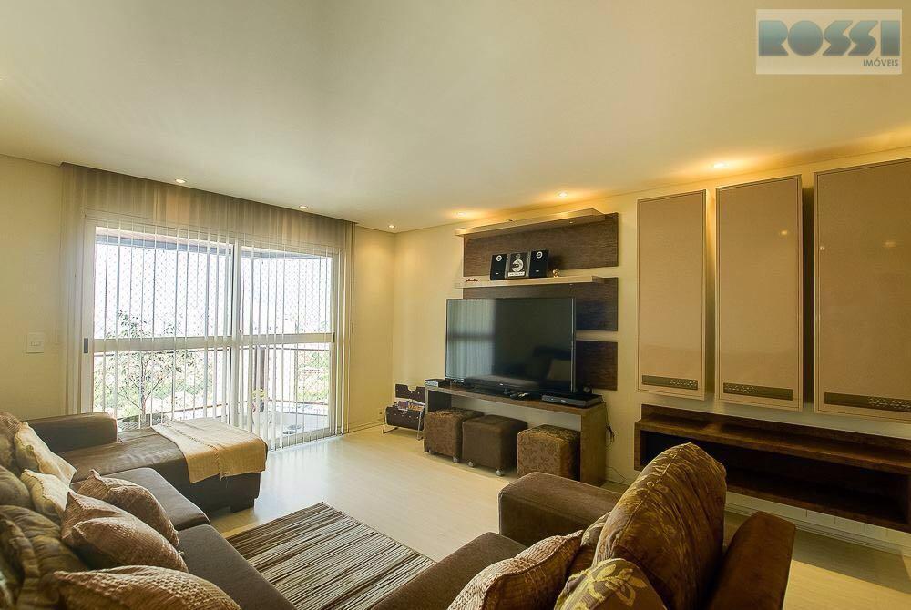 Apartamento de 4 dormitórios em Mooca, São Paulo - SP