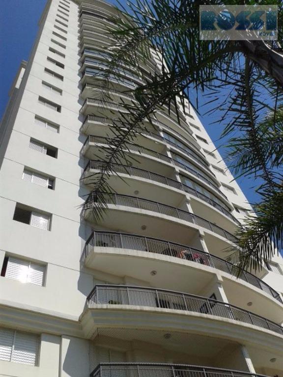 Apartamento residencial para locação, Mooca, São Paulo - AP2717.
