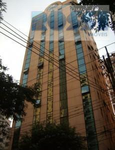 Locação Conjunto Comercial Jardim Paulista - Próximo Av. Paulista