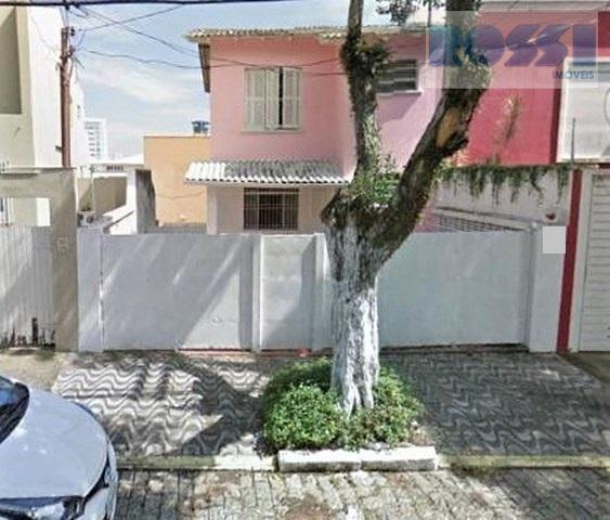 Sobrado residencial à venda, Moóca, São Paulo.