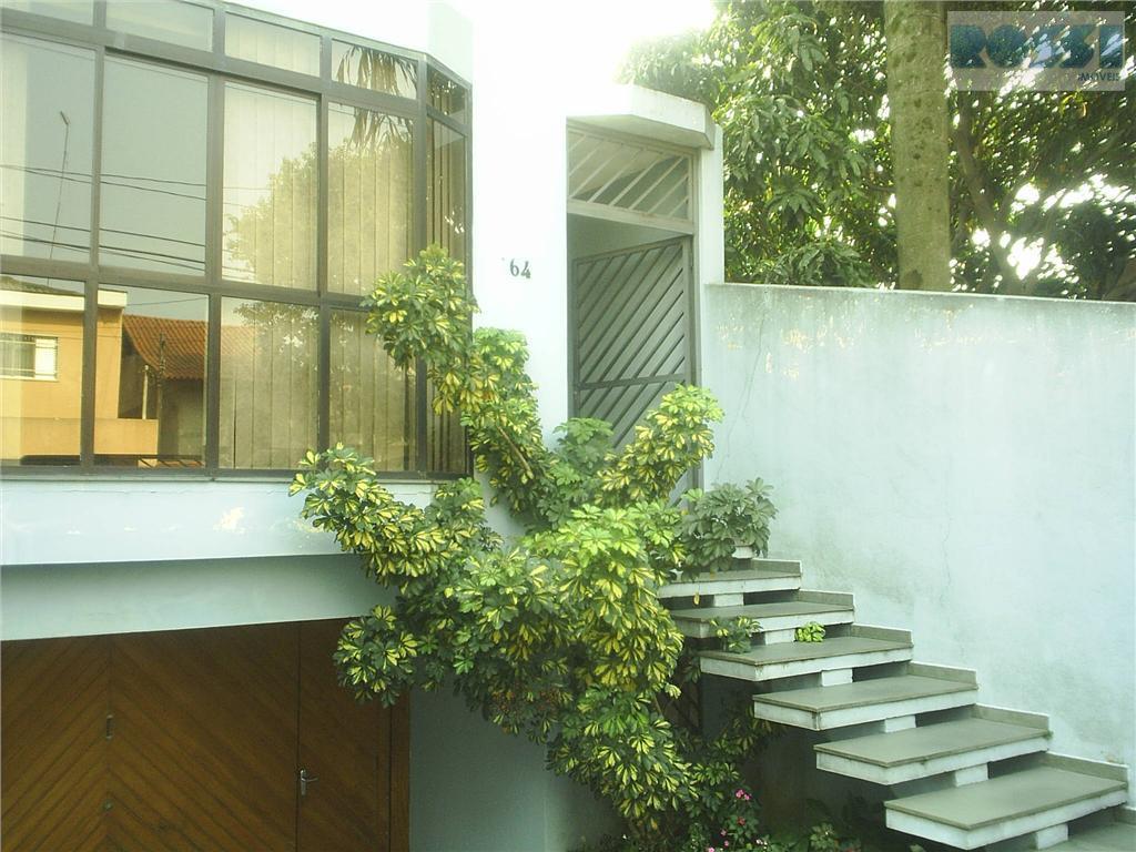 Sobrado  residencial à venda, Alto da Moóca, São Paulo.