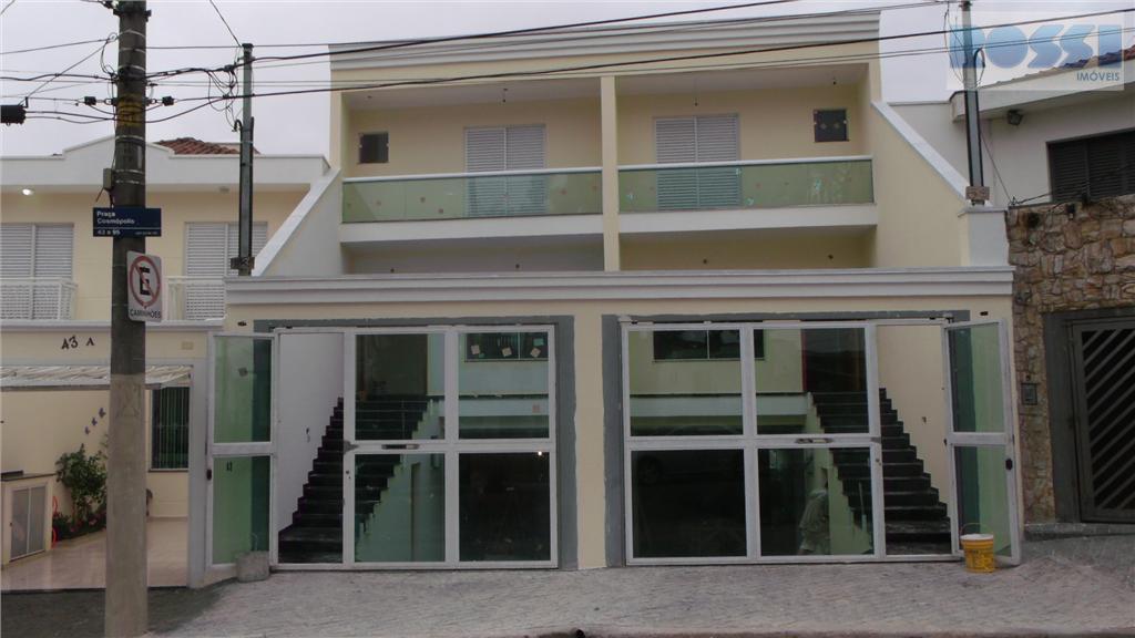 Sobrado  residencial à venda, Vila Oratório, São Paulo.