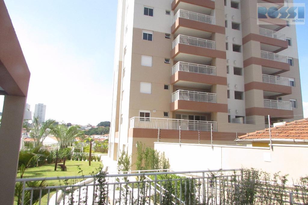 Apartamento com varanda gourmet para locação, Mooca, São Paulo.