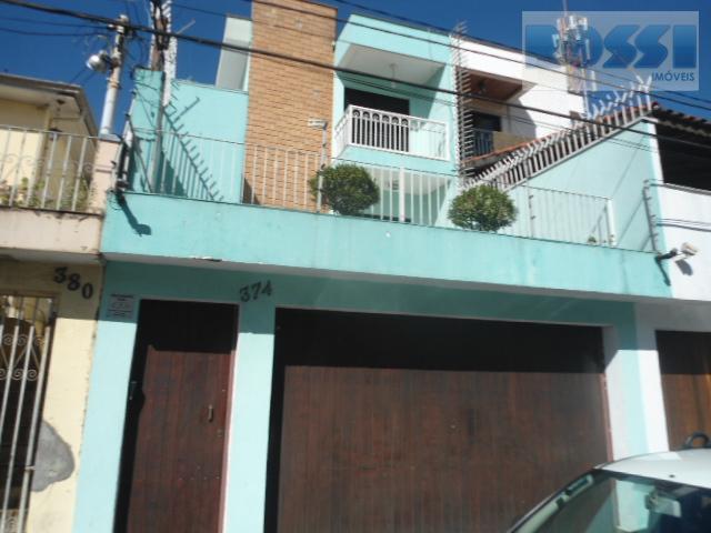 *MARAVILHOSO* Sobrado residencial para locação, Parque da Vila Prudente, São Paulo.