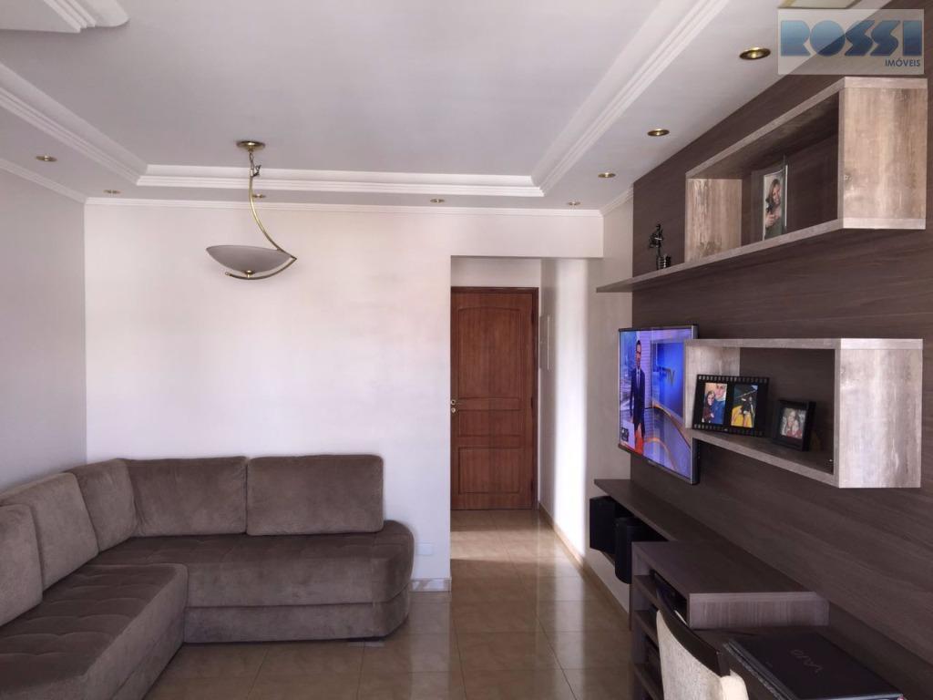 Apartamento  à venda, Moóca. 3 dorms - 2 vagas.