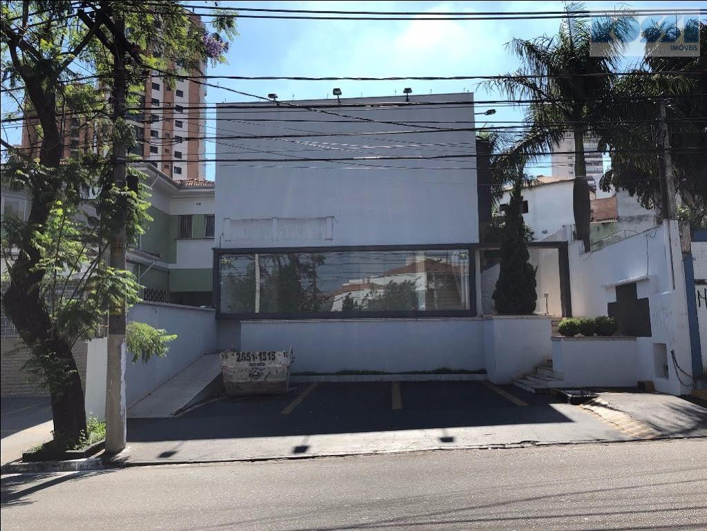 Prédio comercial para locação, Av. Paes de Barros Mooca, São Paulo.