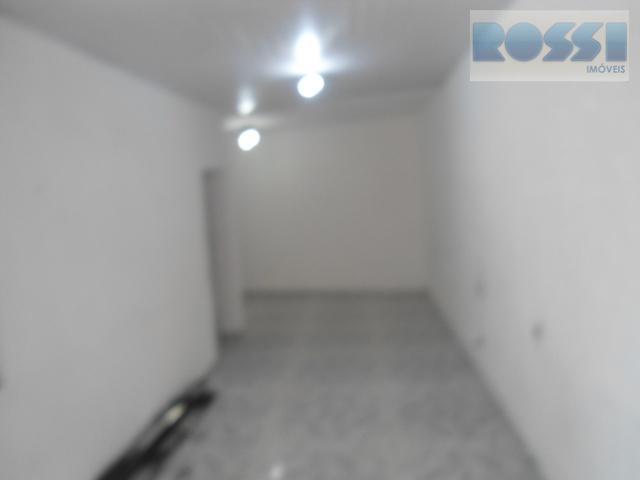 salão comercial para vila prudente.75m² , salão , sala, cozinha 2 wcs. ao lado do largo...