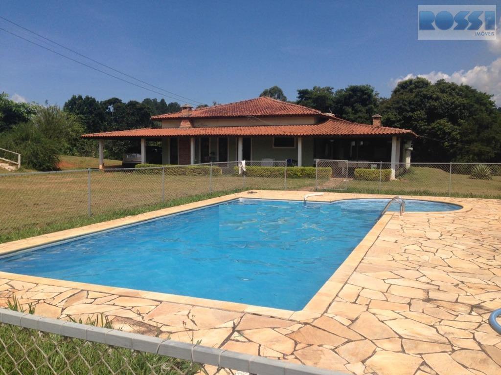 Chácara residencial à venda, Ponte Alta, Atibaia.