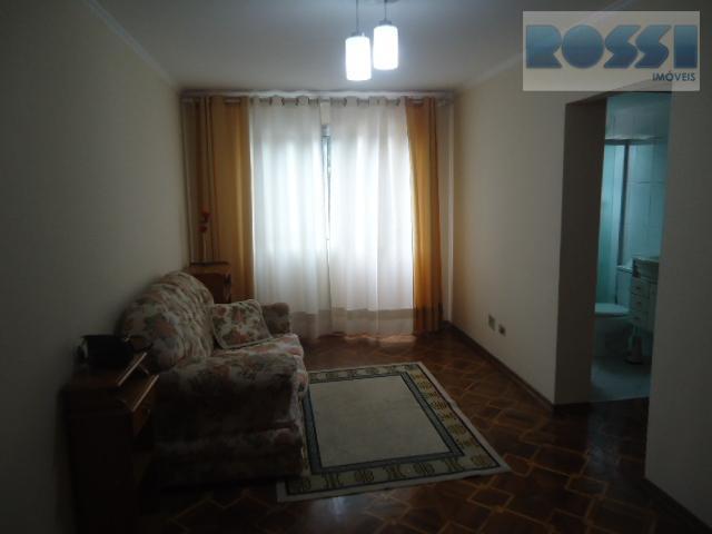 Apartamento residencial à venda, Vila Ivone, São Paulo.
