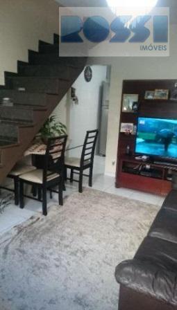 Sobrado residencial à venda, Vila Prudente, São Paulo - SO1345.