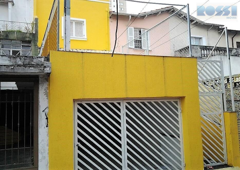 Sobrado residencial para locação, Vila Bertioga, São Paulo.
