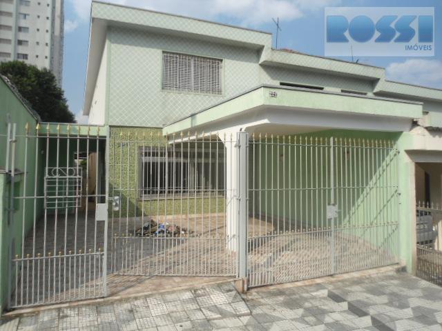 Sobrado residencial para locação, Vila Prudente, São Paulo.