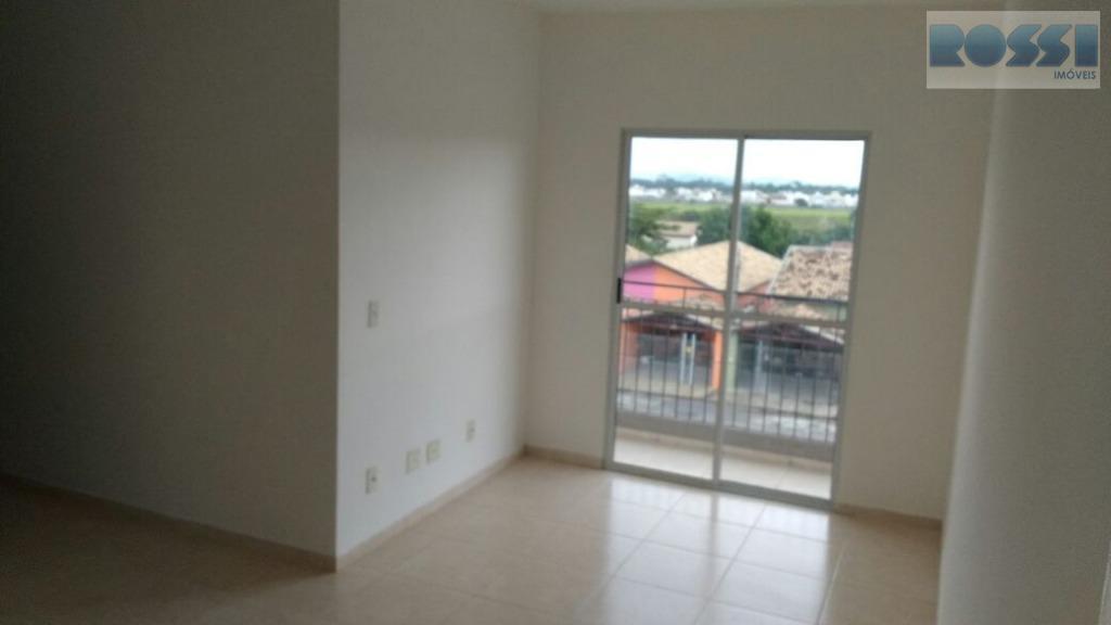 Apartamento residencial à venda, Parque Senhor do Bonfim, Taubaté.