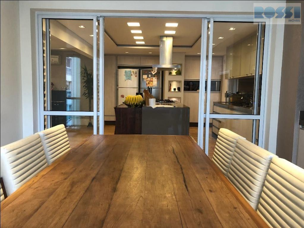 apartamento novo mobiliado para locação mooca. 3 suites , varanda gourmet , cozinha planejada , 3...