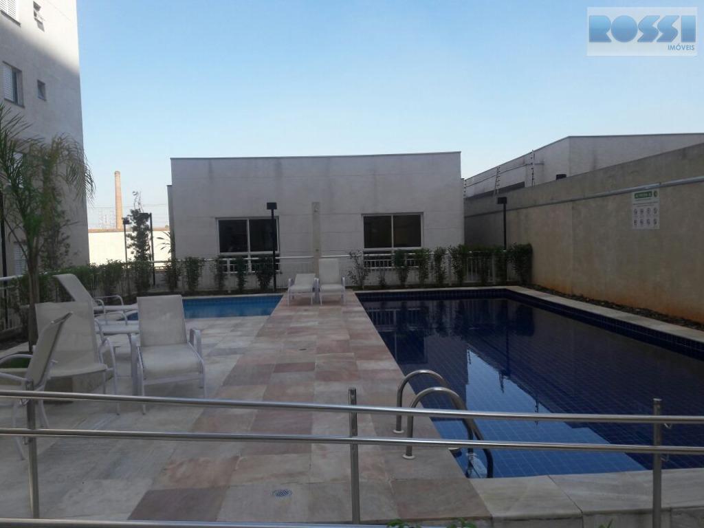 Apartamento residencial para locação, Jardim Ibitirama, São Paulo.