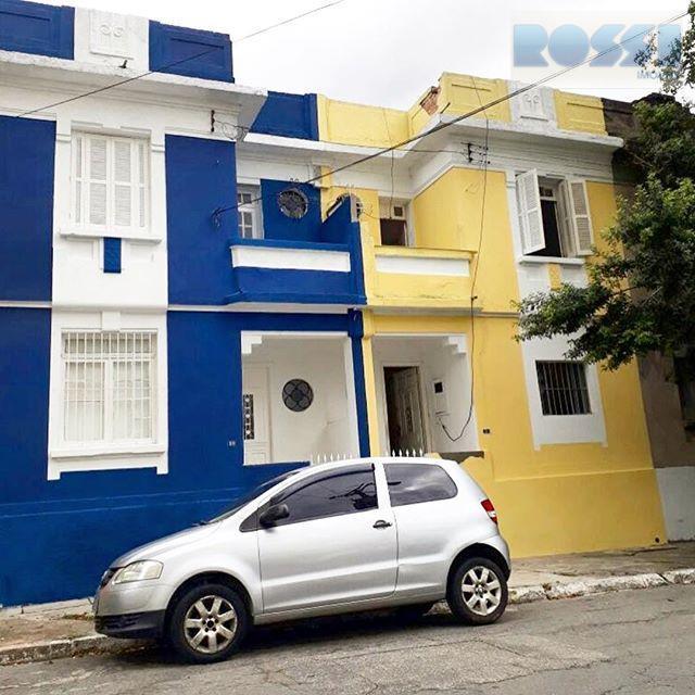 Sobrado com 2 quartos para locação, Mooca, São Paulo.