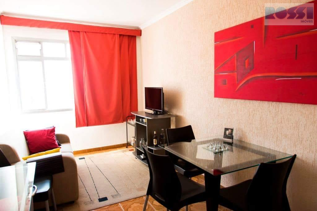 Apartamento residencial à venda, Mooca, São Paulo.