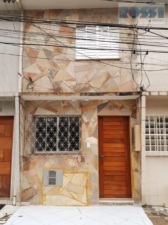 Sobrado de Vila para locação, Alto da Mooca, São Paulo.