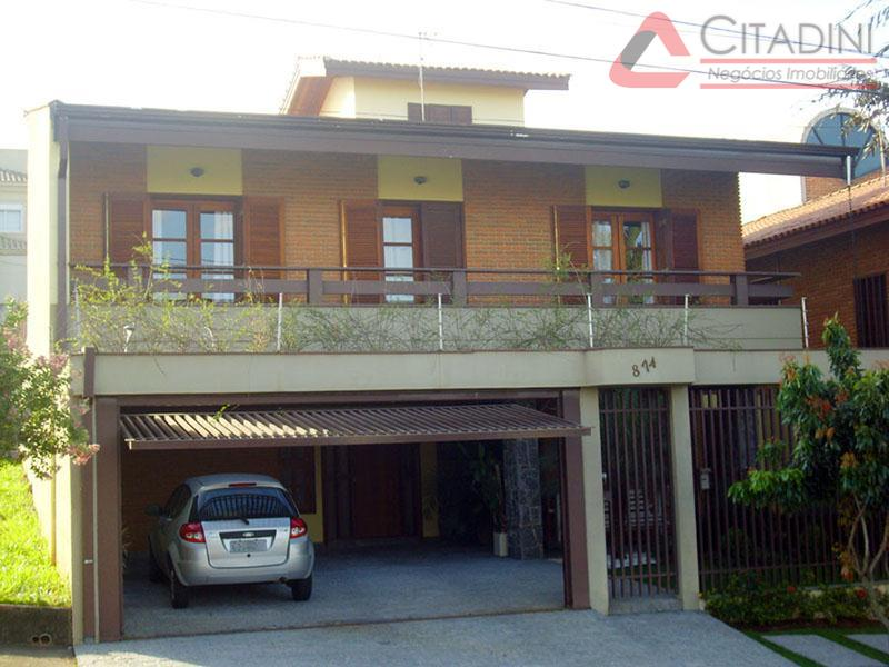 Casa 4 Dorm, Jardim Elton Ville, Sorocaba (1317356)