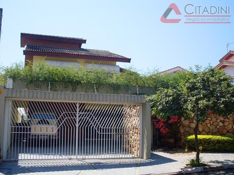 Casa 5 Dorm, Jardim Pagliato, Sorocaba (1317400)