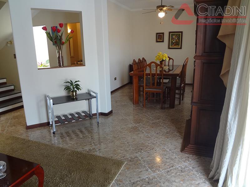 Casa 3 Dorm, Jardim Morumbi, Sorocaba (1317257)