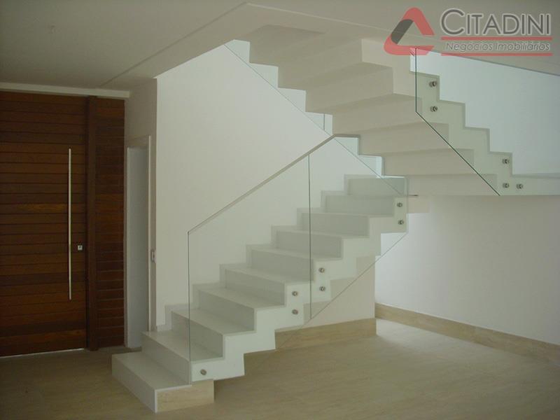 Casa residencial à venda, Além Linha, Sorocaba - CA0804.