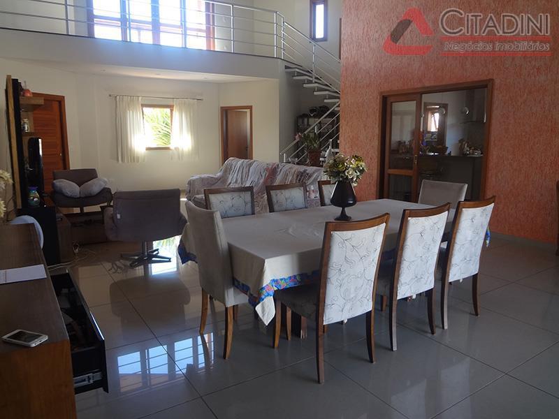 Casa residencial à venda, Condomínio Fazenda Imperial, Sorocaba - CA0874.