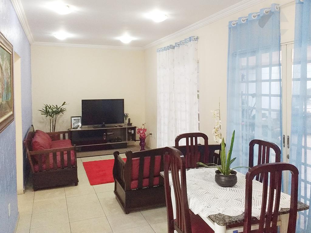 Casa 3 Dorm, Jardim Astro, Sorocaba (1317862)