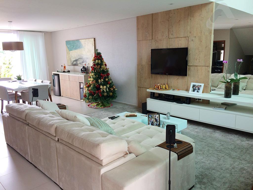 Casa residencial à venda, Condomínio Aldeia da Mata, Votorantim - CA0724.