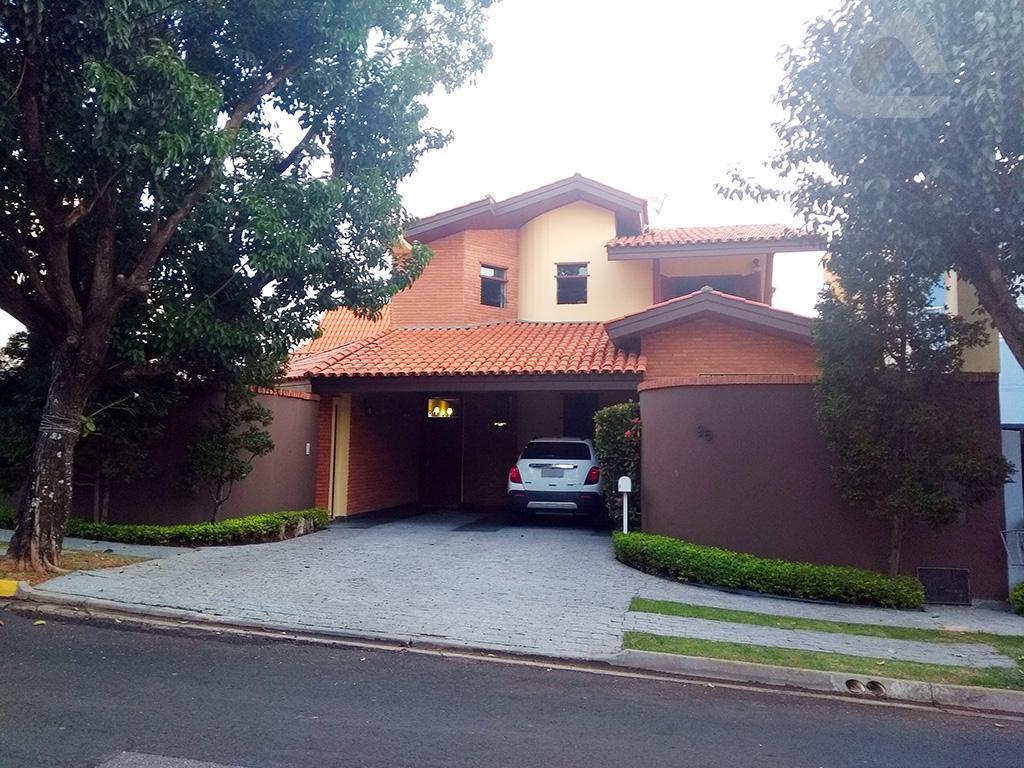 Casa residencial à venda, Condomínio Granja Olga II, Sorocaba.