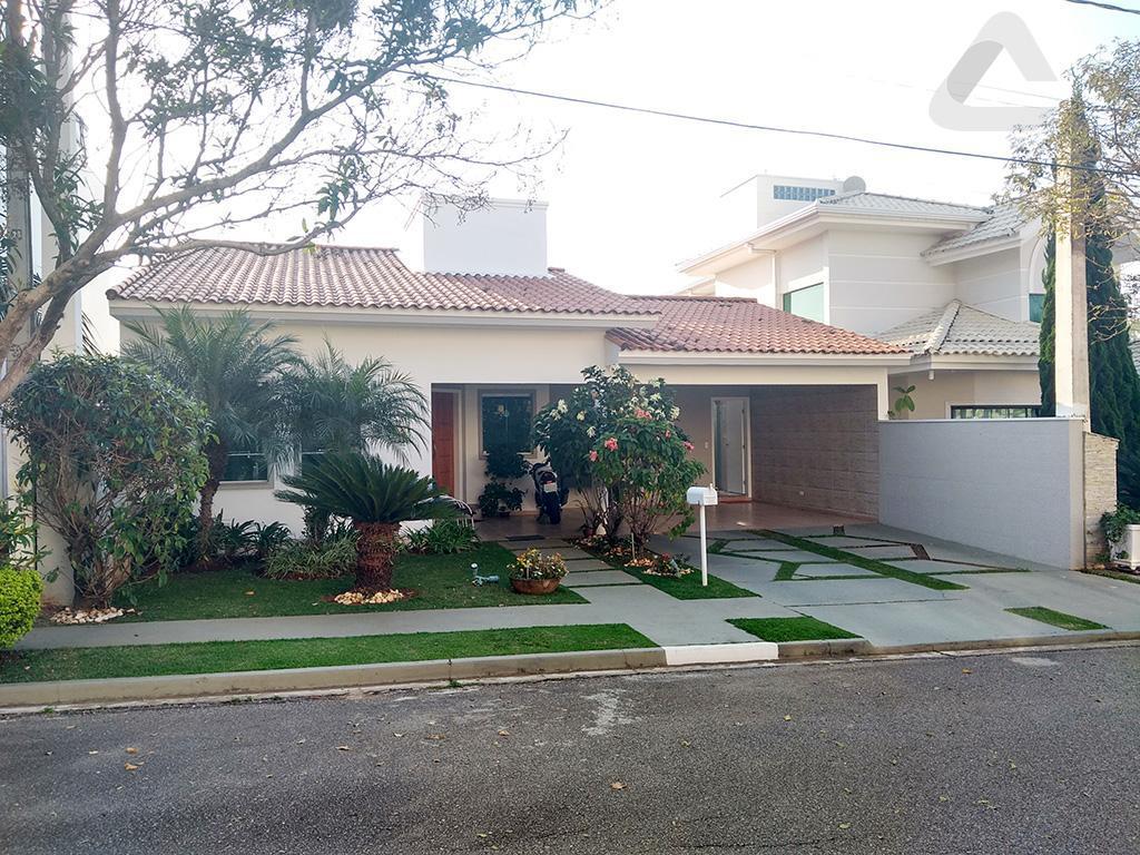 Casa residencial à venda, Condomínio Lago da Boa Vista, Sorocaba - CA1351.