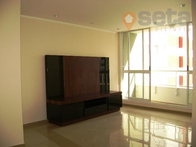 Apartamento residencial para venda e locação, Parque Residencial Aquarius, São José dos Campos - AP0481.
